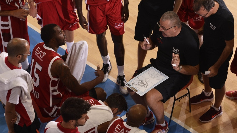 Basket Serie A, dal 25 a Milano la Supercoppa