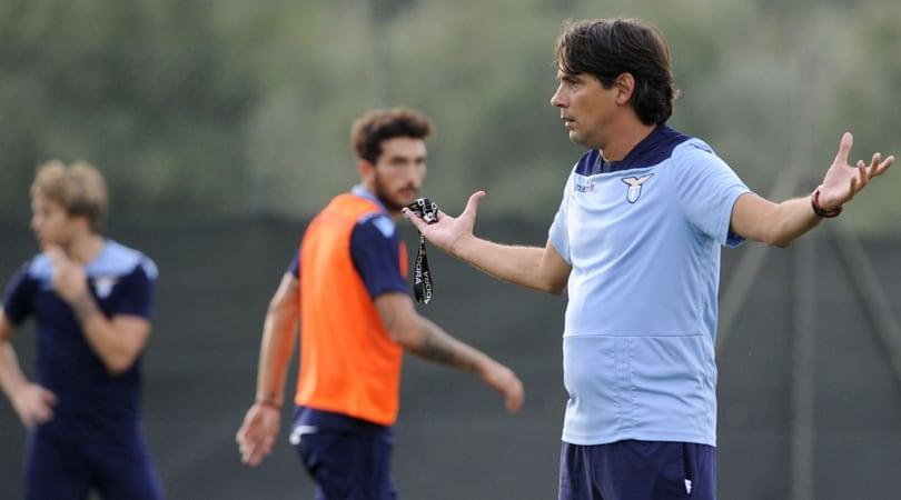 Lazio, con il Pescara sarà 3-5-2: Keita in panchina