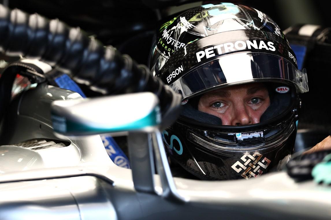 F1 Singapore: Rosberg ancora avanti, Raikkonen 3°