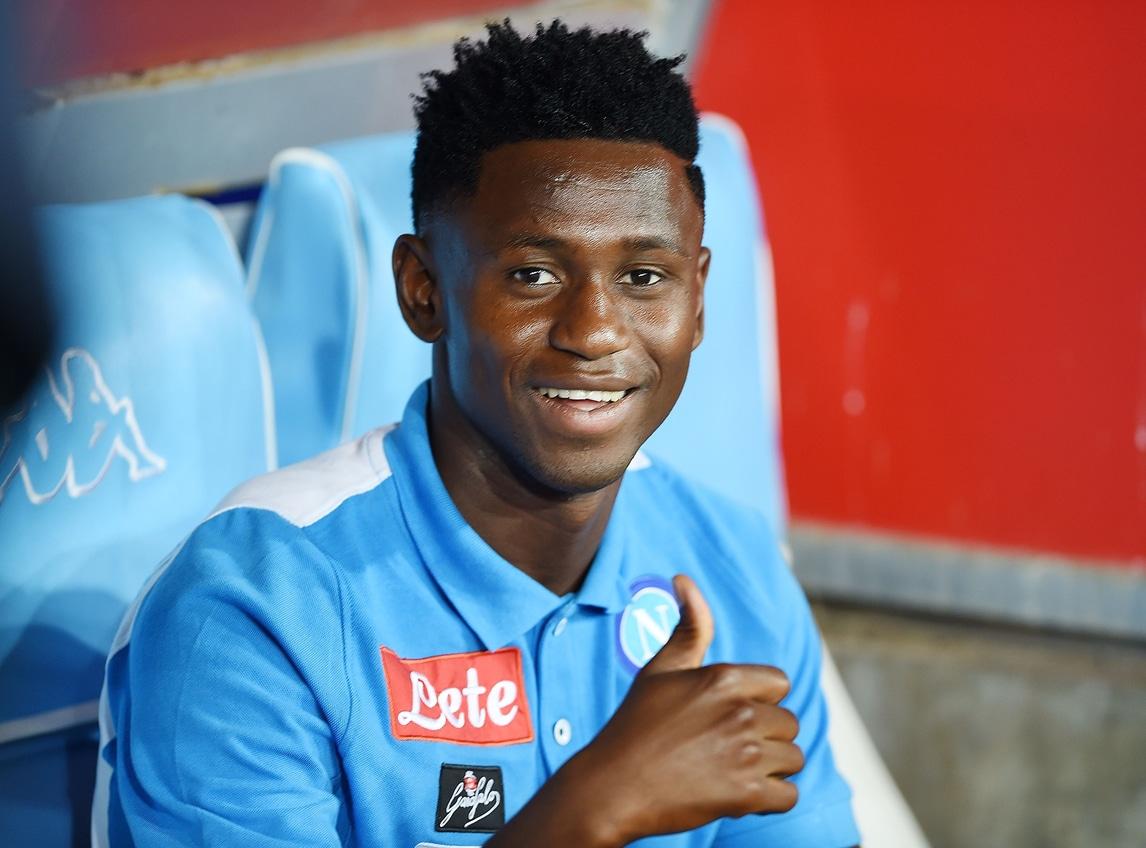 Serie A Napoli, l'agente di Diawara: «È pronto. L'esordio? Non manca molto»