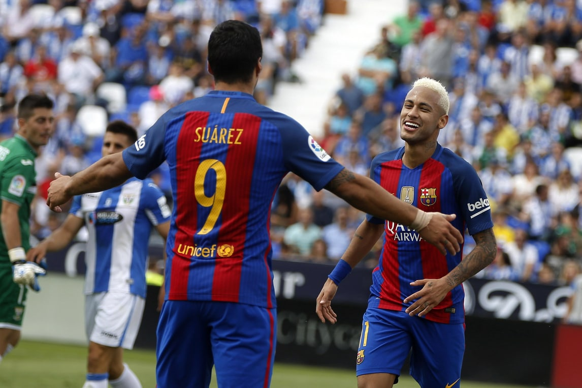 Liga: Barcellona, cinque gol per i 20 anni in blaugrana di Iniesta