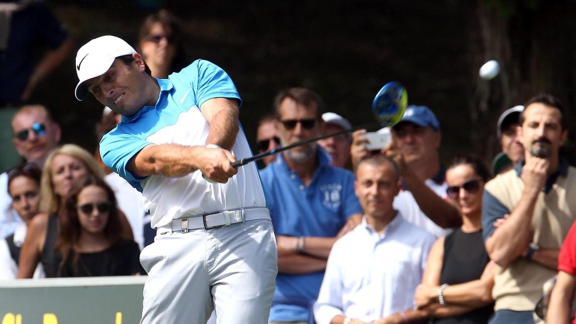 Golf, Francesco Molinari: la nostra speranza dieci anni dopo