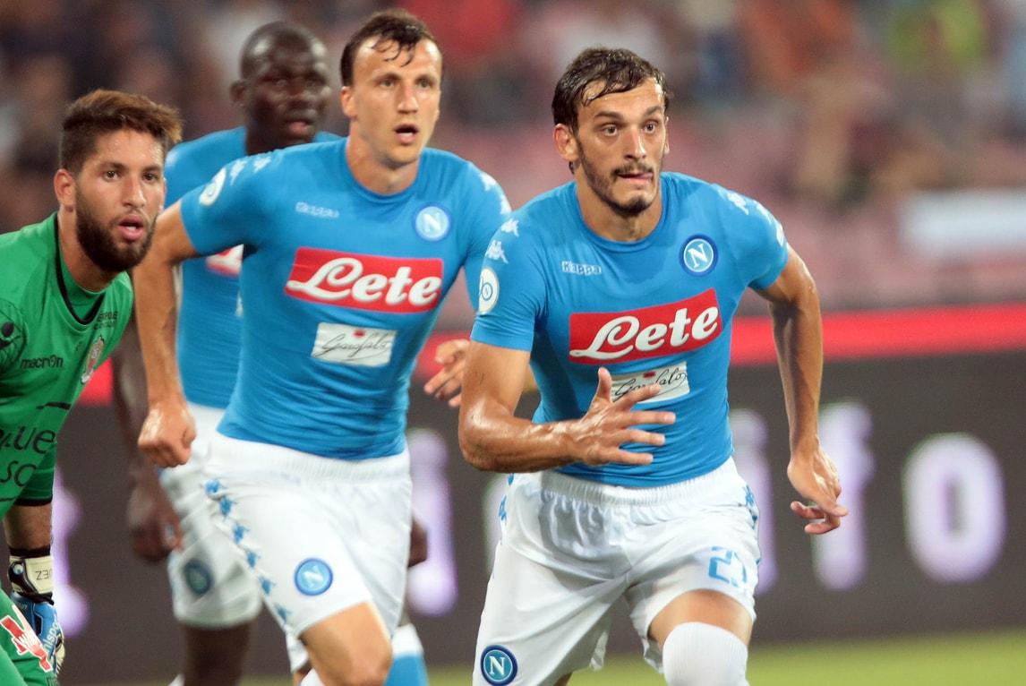 Serie A: Napoli-Bologna, «1» e Over avanti tutta