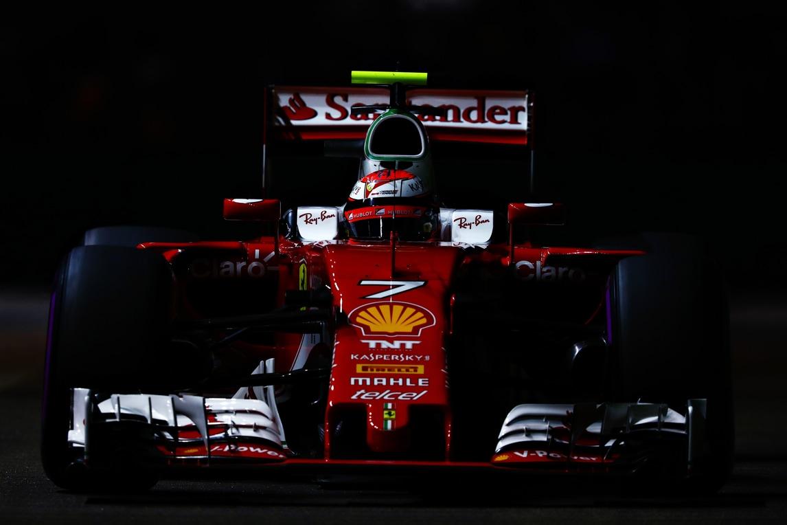 F1 Singapore, Raikkonen: «Spingere al limite non ha pagato»