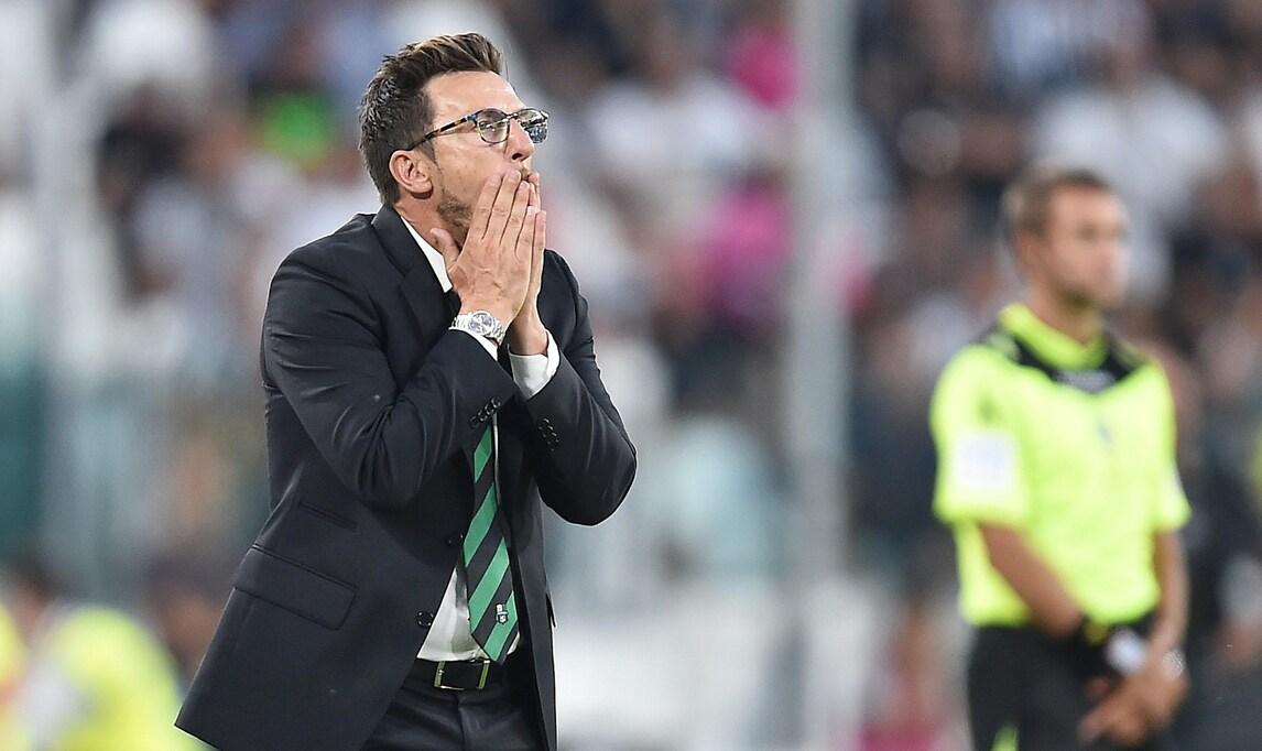 Serie A Sassuolo, Di Francesco: «Genoa, avversario difficile»