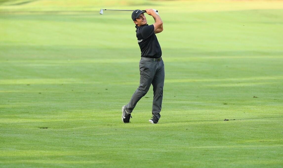 Golf Open Italia: Molinari e Willet al comando
