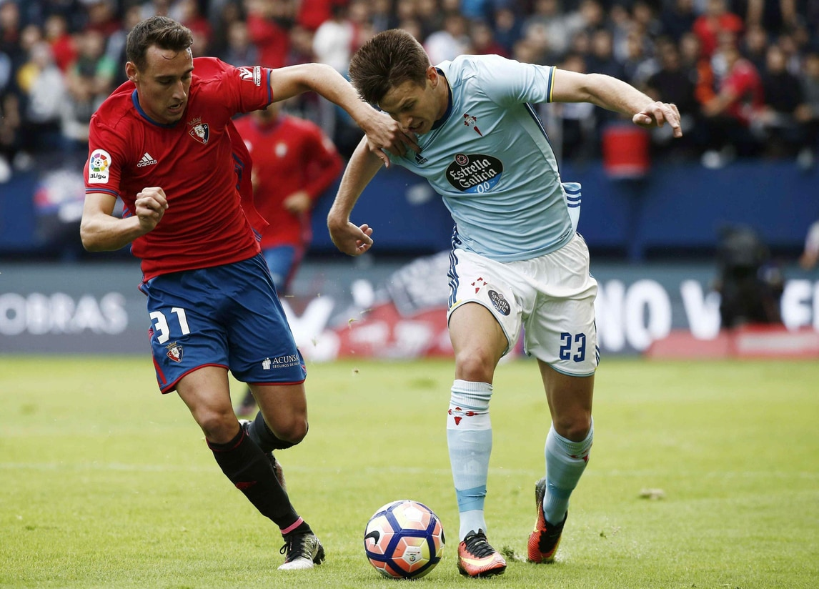 Liga, pari senza reti tra Osasuna e Celta Vigo