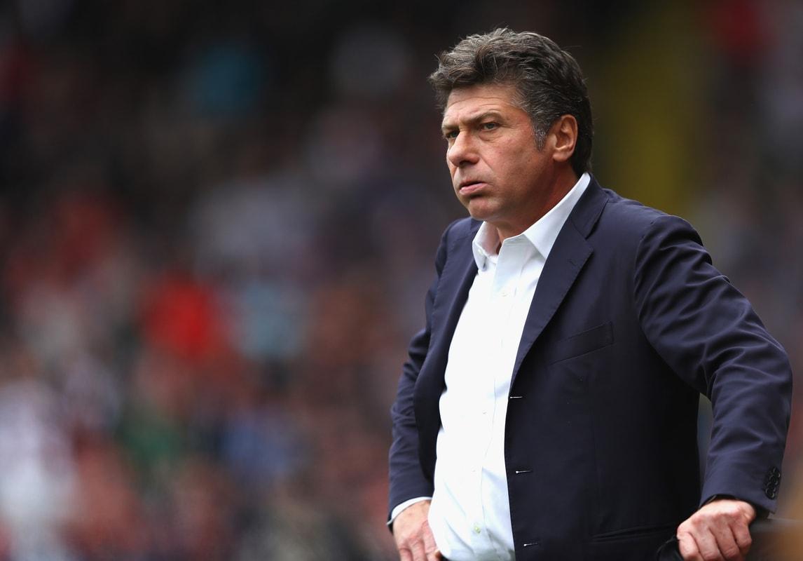 Premier League Watford, Mazzarri: «Niente voli pindarici, obiettivo crescere»