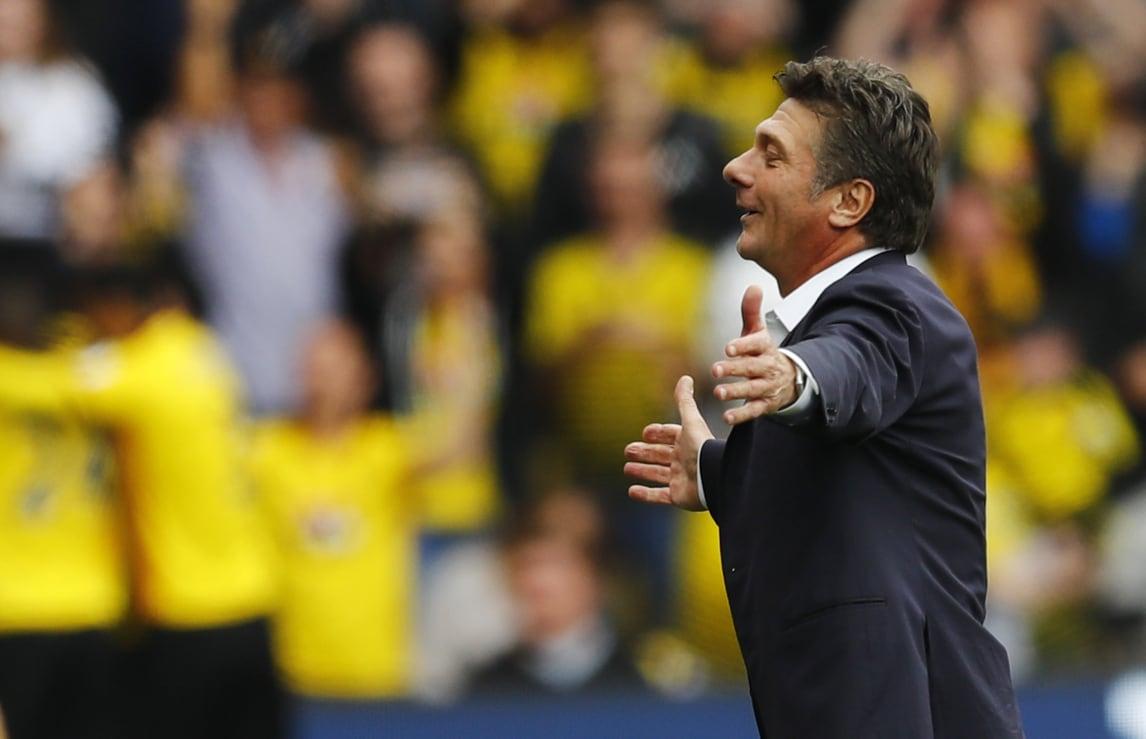 Watford, Mazzarri: «Mourinho? Con lui anche a cena»