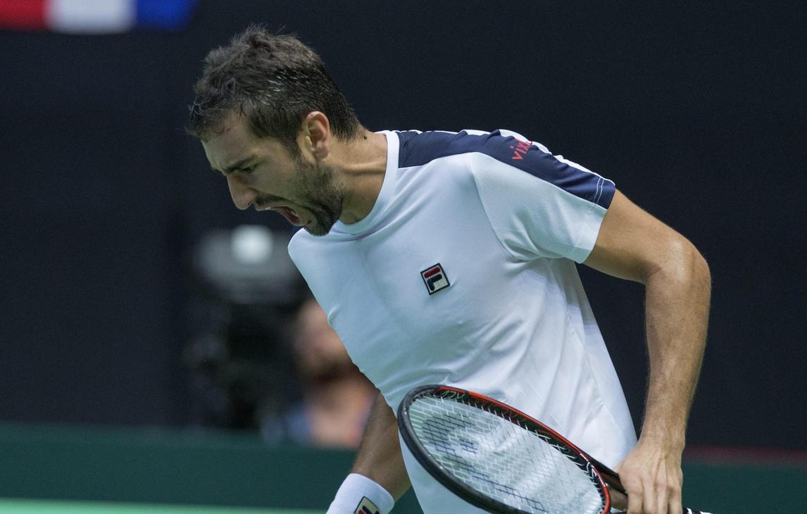 Tennis, Coppa Davis: Croazia in finale