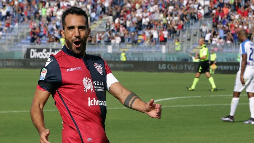 Serie A Cagliari, Sau torna ad allenarsi in gruppo