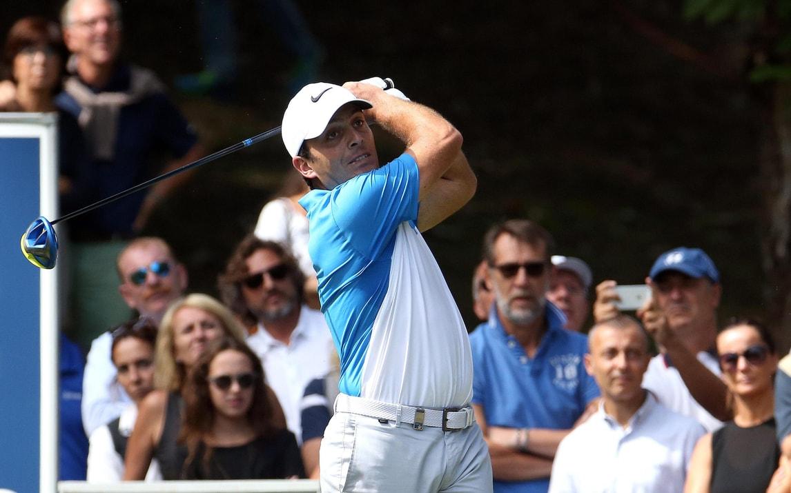 Golf: Francesco Molinari vince Open d'Italia