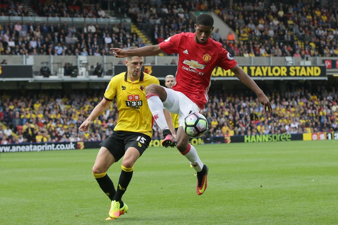 Manchester United, «pronto maxi rinnovo per Rashford»