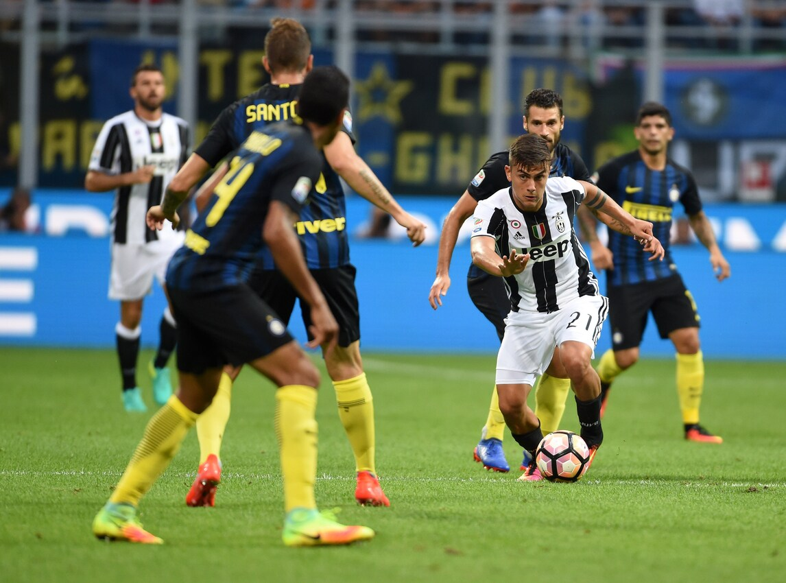 Inter-Juve, incasso record