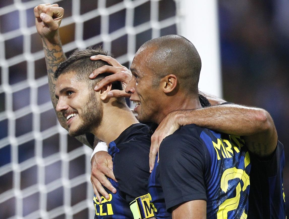 Inter-Juventus 2-1, prima vittoria a San Siro per De Boer