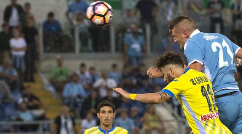 Serie A Lazio, giganti in gol: è una squadra ad alta quota