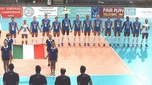 Volley: Qualificazioni Europee L'Italia soffre poi vince al tie break