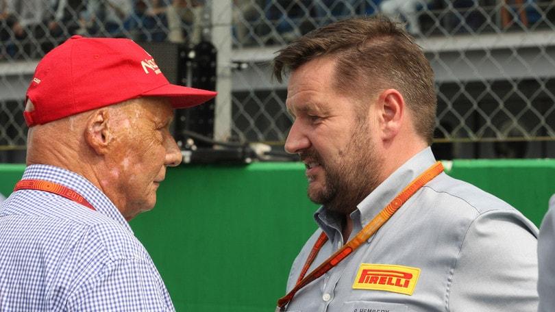 F1 Singapore, Hembery: «Insolita evoluzione della pista»
