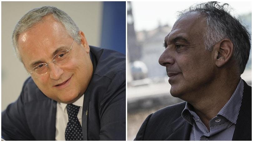 Lotito incontra Pallotta: «Abbiamo parlato in cispadano»