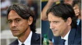 Pippo Inzaghi: «Bravo Simone, sei già grande»