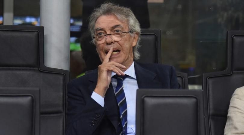 Inter, Moratti: «De Boer stia tranquillo, merita fiducia»