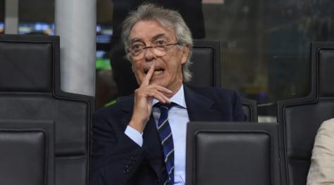 Inter, Moratti: «Sbagliamo troppi gol»