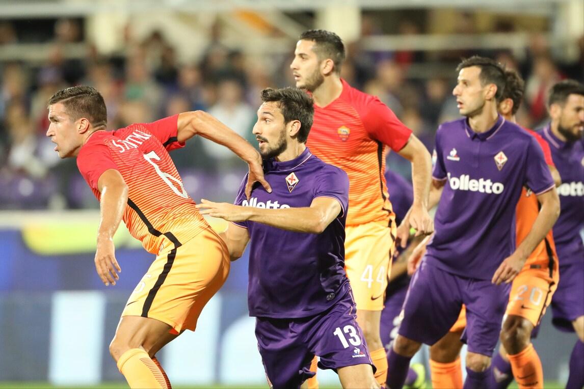 Serie A Fiorentina, Astori out con l'Udinese