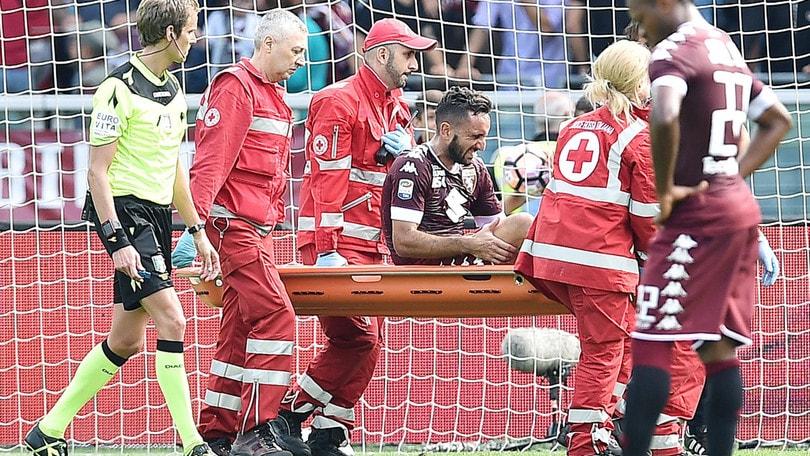 Torino: Molinaro si è rotto il crociato