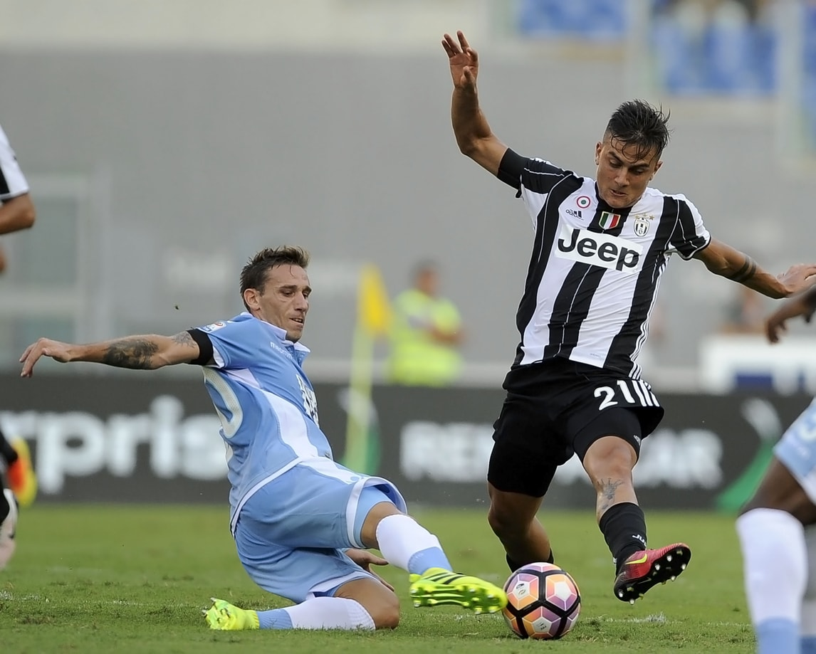 Serie A Lazio, i convocati: Biglia salta il Milan