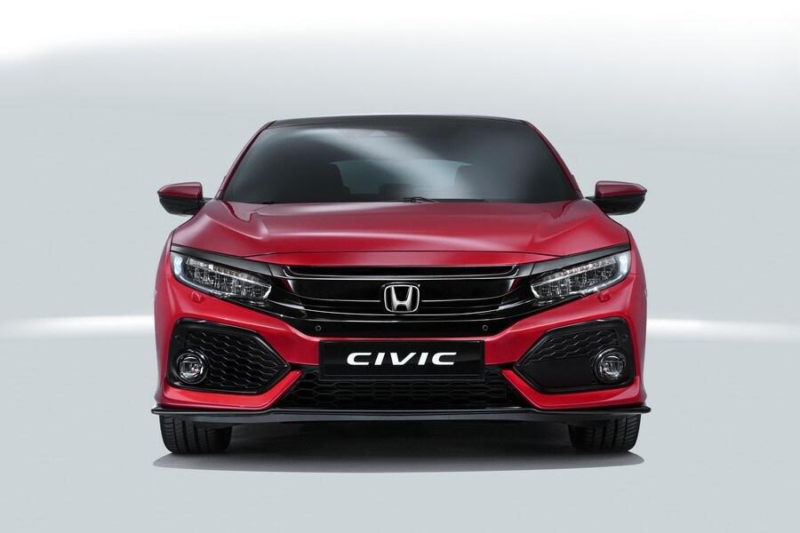 Honda Civic, la decima generazione: foto