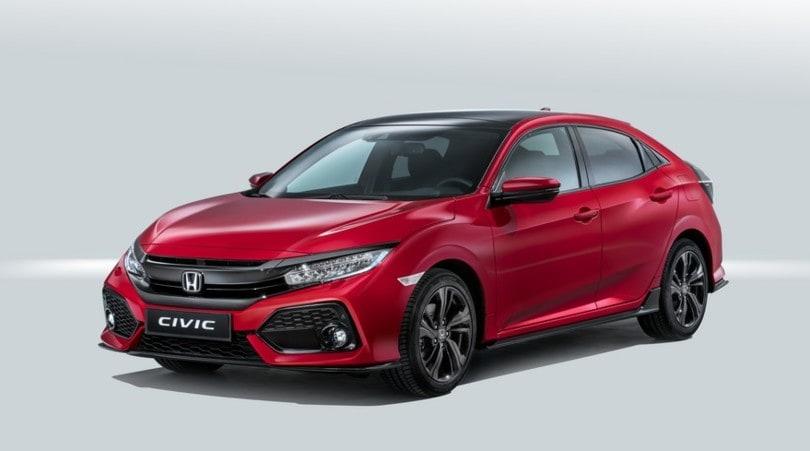 Nuova Honda Civic, rivoluzione della specie