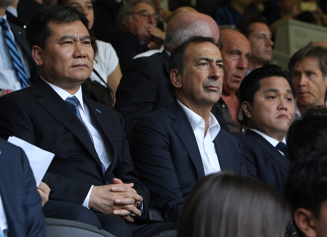 Inter, incontro Suning-Sala: Zhang disposto a investire su San Siro