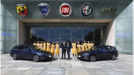 Fiat nuovo sponsor dell'Auxilium basket, nasce la Fiat Torino