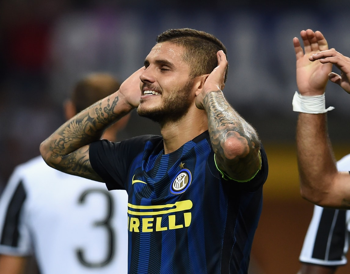 Calciomercato, Icardi: «Mai pensato di lasciare l'Inter»