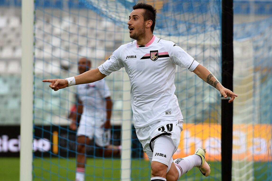 Serie A Palermo, Nestorovski: «Contento per il primo gol»
