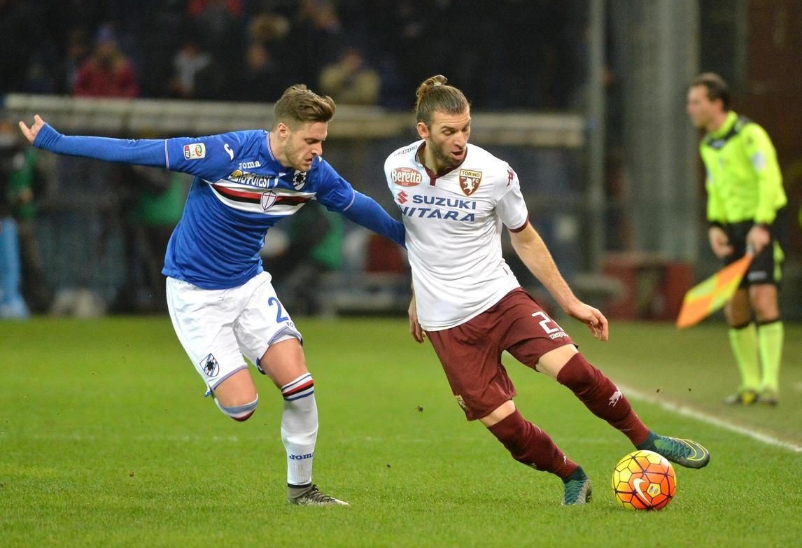 Serie A Sampdoria, Pavlovic-Sala in dubbio per Bologna