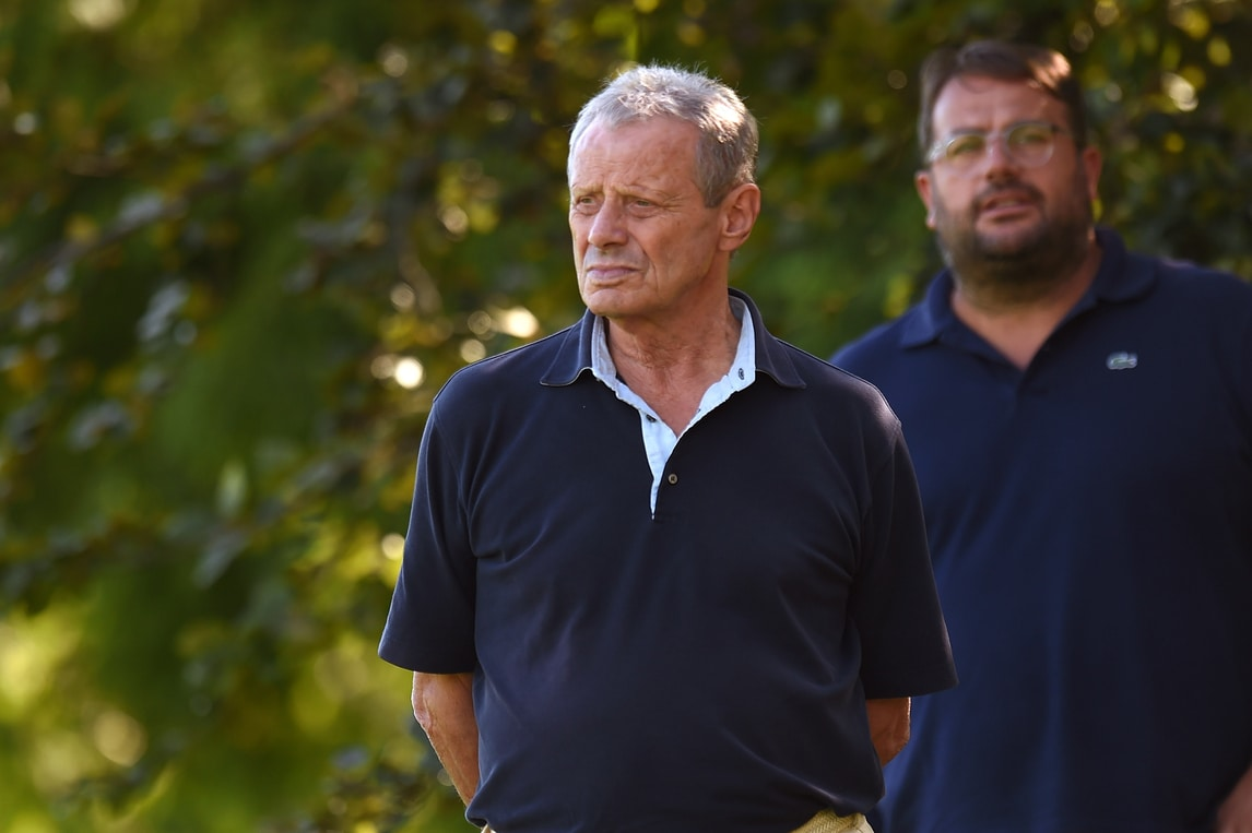 Serie A Palermo, Zamparini: «C'è fiducia nella trattativa con i cinesi»