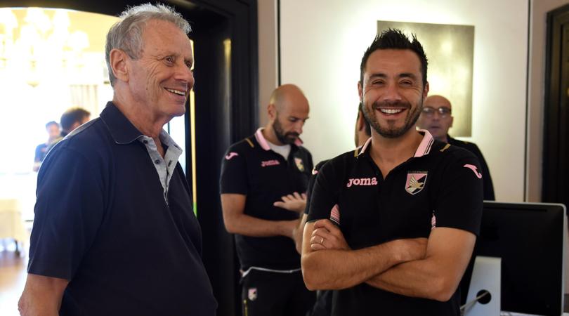 Serie A Palermo, Zamparini amaro: «Potevo prendere Tevez e Aguero»