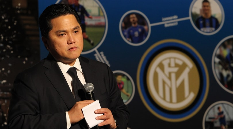 Inter, Thohir: «Battuta la Juventus grazie al lavoro di squadra»