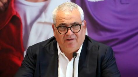 Serie A Fiorentina, Corvino: «C'è entusiasmo e voglia di vincere»