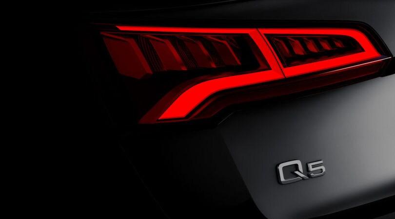 Audi Q5, la seconda generazione al Salone di Parigi