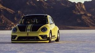 Volkswagen Maggiolino 330 km/h: foto