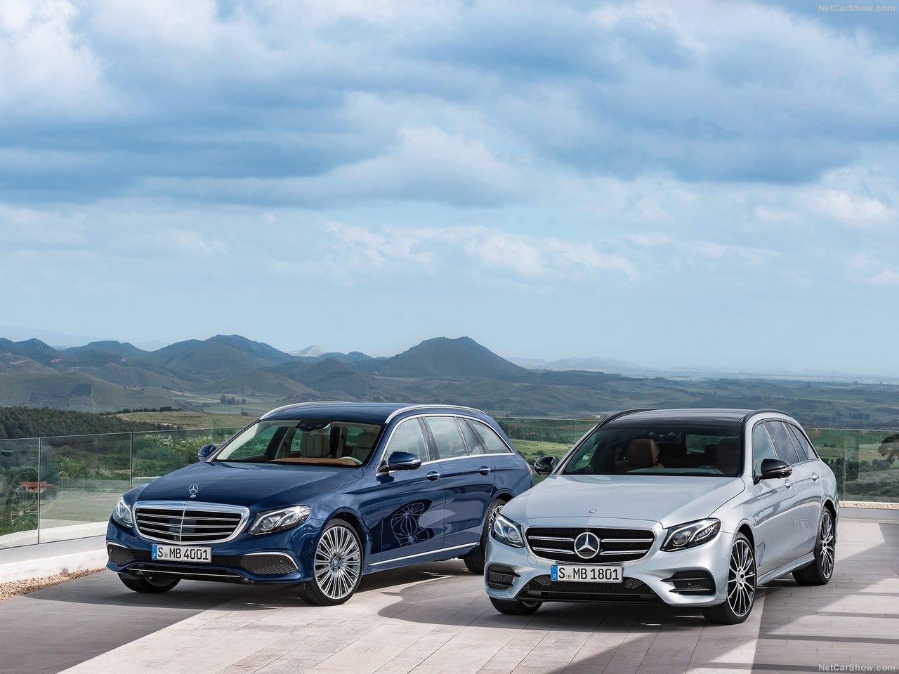 Mercedes sfida Audi con la Classe E All Terrain