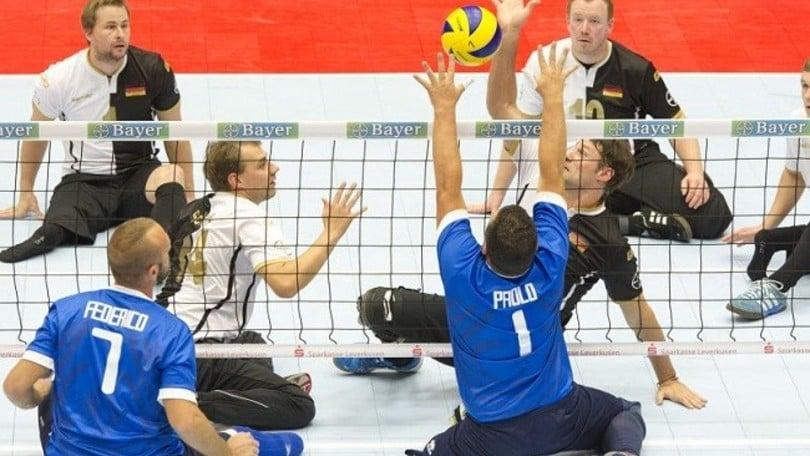 Sitting Volley: L' Italia maschile in tournee in Olanda