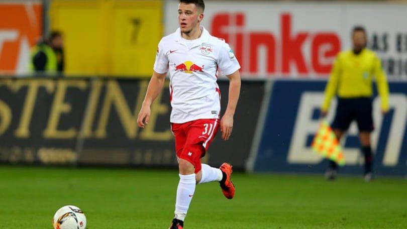 Seconda Maglia RB Leipzig Stefan Ilsanker