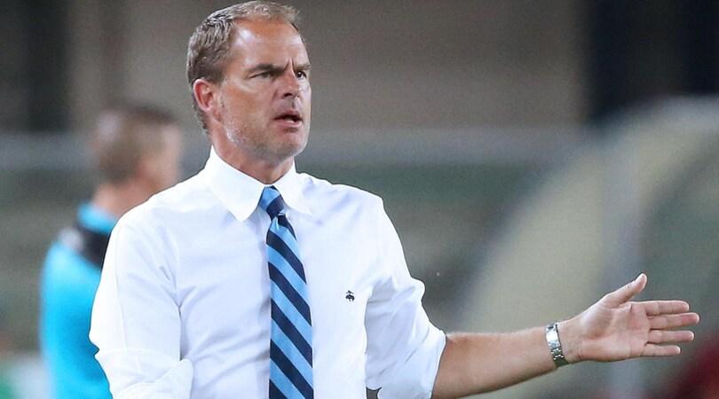 Inter, De Boer: «Sabato ero quasi morto, ora...»
