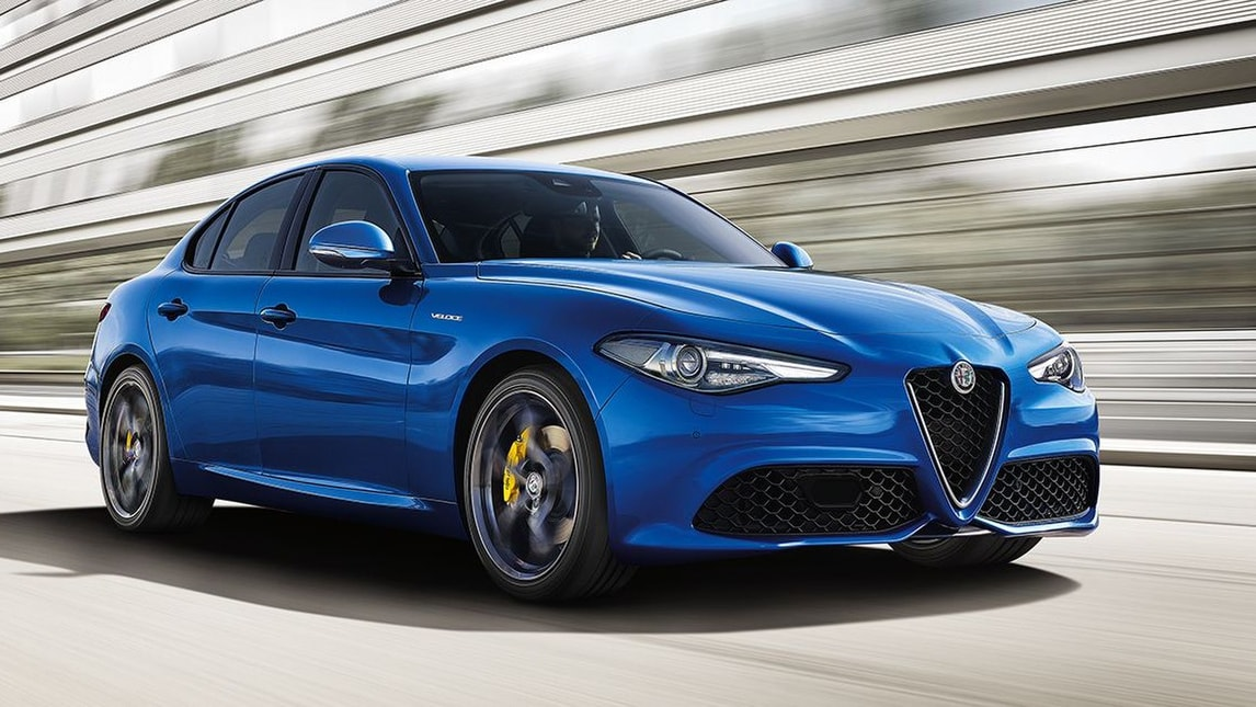 Alfa Romeo Giulia, motori più potenti e la trazione integrale