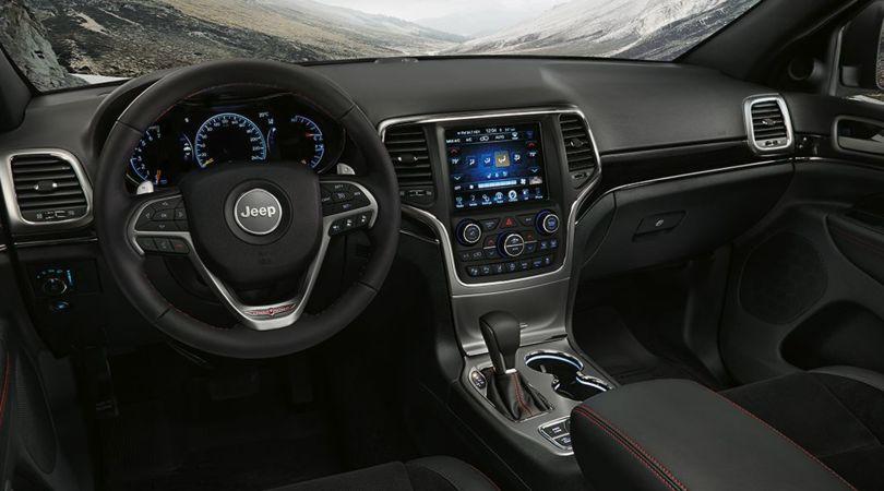 Jeep presenta Gran Cherokee Trailhawk e Renegade doppia frizione