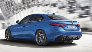 Alfa Romeo Giulia Veloce e Advanced Efficiency: foto