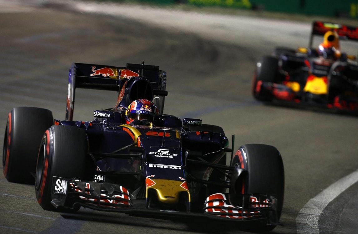 F1, Horner: «Nessun ordine di scuderia a Kvyat»